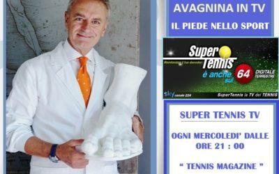 Super Tennis TV – Il prof Avagnina tutti i mercoledi a tennis magazine dalle ore 21 : 00