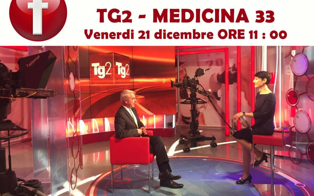 Diretta facebook Medicina 33 Tg2